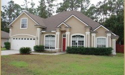 1718 Dockside Dr Fleming Island FL corner lot properties of jacksonville fl